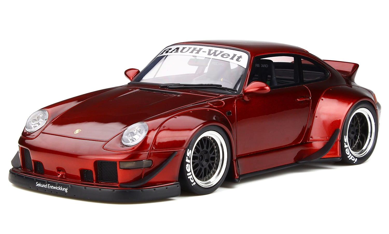 1 18 Porsche 911 Rwb Ducktail Hardtop By Gt Spirit Pasteiner S